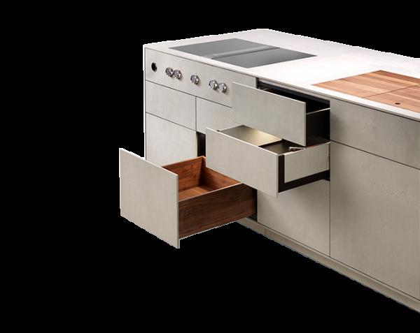 Betonküche - dade design