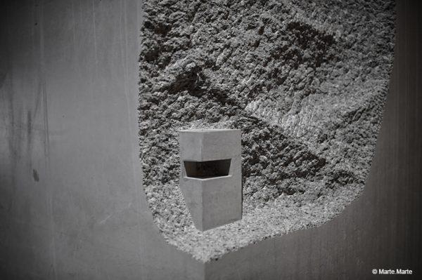 dade design Architekturmodell Biennale beton photocredit Marte.Marte