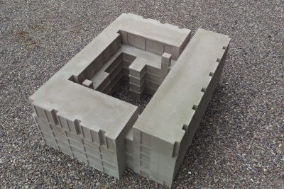 dade MODEL Architekturmodell