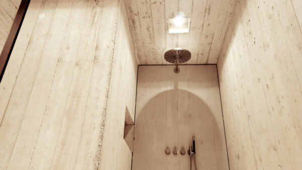 Badedesign Bad Dusche MarchwellArch | dade design