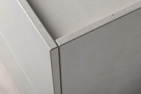 Beton Holz SIDEBOARD Betonfront concrete cemento – dade design