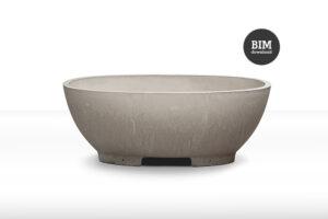 Concrete Bathtub dade O