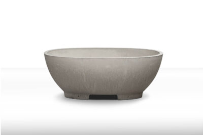 Betonbadewannen dade O concrete cemento – dade design