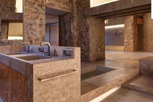 Progetti sofisticati – architettura storica con cuore moderno in cemento