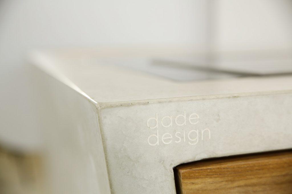 Schönheit Echtheit Beton Arbeitsplatte Aussenkueche beton – dade design