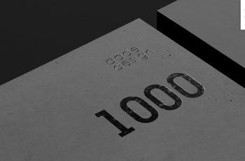 Wir feiern «1000 Aufträge», Rückblick Architekturtage September 2020