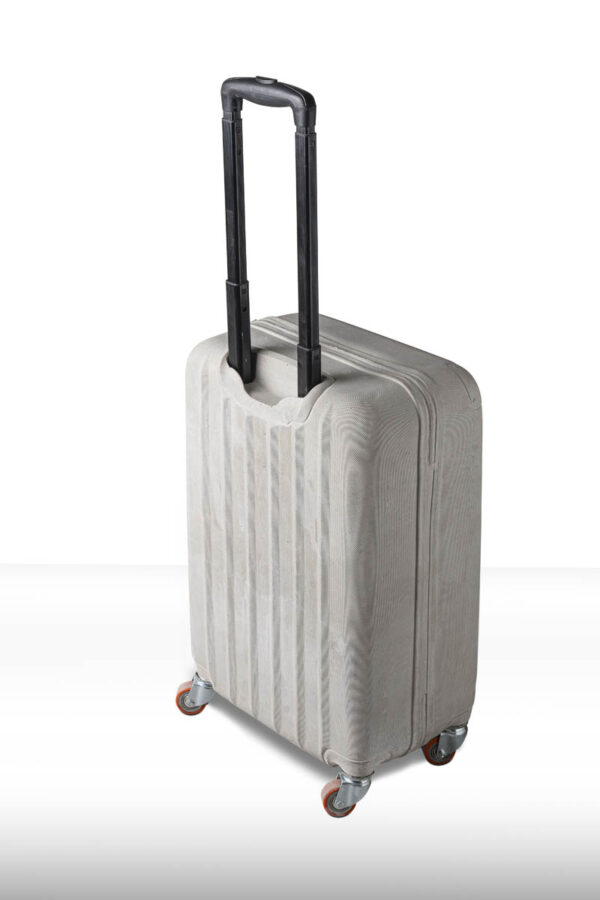 Travel HEAVY Beton Rollkoffer FLY – dade design