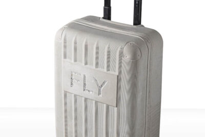 Travel HEAVY Beton Rollkoffer FLY – dade design