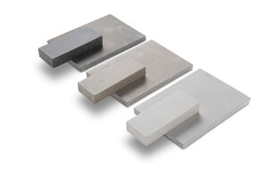 Concrete sample with coating (2X A5)