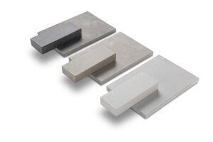 Campione cemento con rivestimento (2X A5)