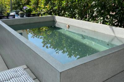 beton brunnen badebrunnen | dade design