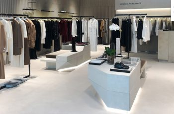 Shopping with dade concrete design in Dubai