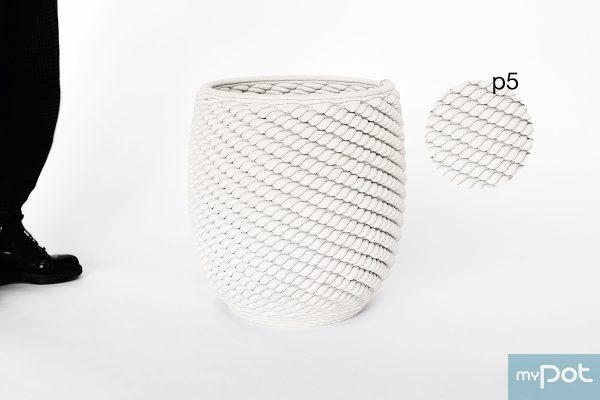 Beton Blumentopf Pflanzkübel 3D Betondruck mypot – dade design