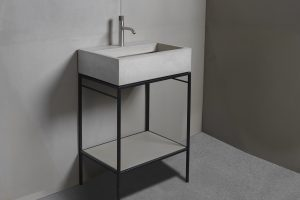 Concrete Vanity Unit LAURA 60
